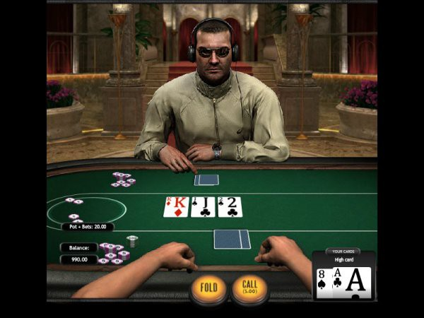 Poker3, jeu de Poker en Flash